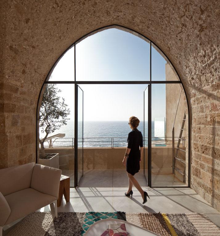 Residential flat in Jaffa, Tel Aviv – Israel, by Pitsou ...
